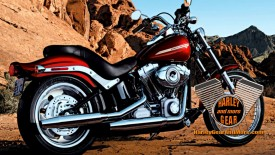 Harley Davidson Motorcycle Gear and More Wallpaper number 5