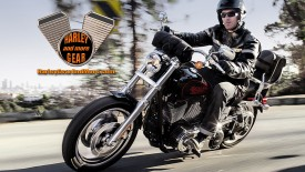 Harley Davidson Motorcycle Gear and More Wallpaper number 49