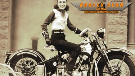 Harley Davidson Motorcycle Gear and More Wallpaper number 1