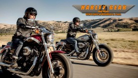 Harley Davidson Motorcycle Gear and More Wallpaper number 18
