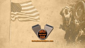 Harley Davidson Motorcycle Gear and More Wallpaper number 3