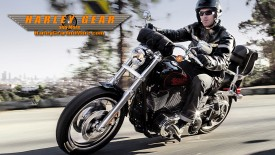 Harley Davidson Motorcycle Gear and More Wallpaper number 39